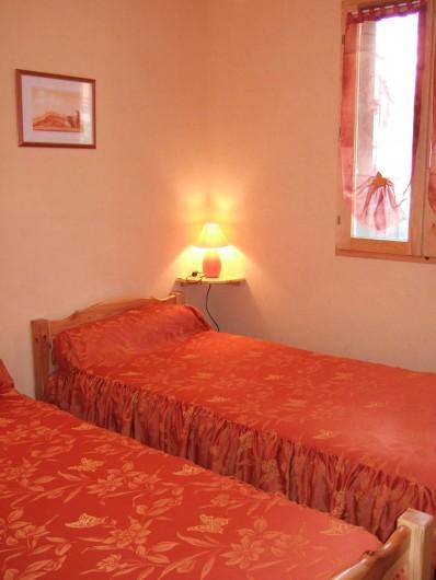 Location de vacances - Appartement à Oz - chambre