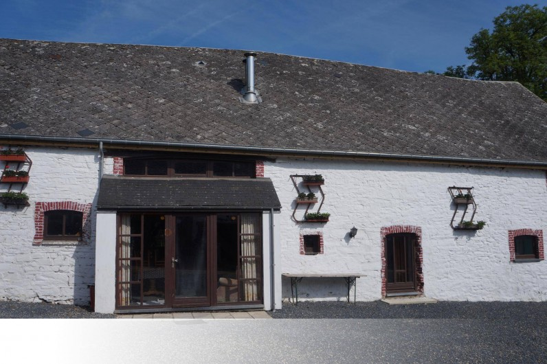 Location de vacances - Gîte à Sainte-Ode - Gîte B