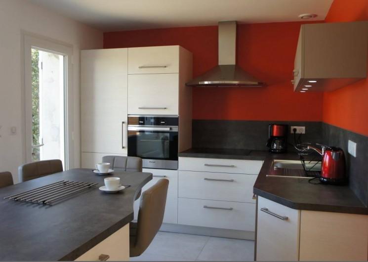 Location de vacances - Maison - Villa à Roscoff - cuisine