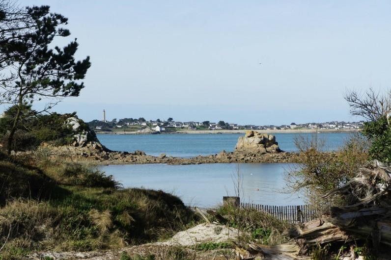 Location de vacances - Maison - Villa à Roscoff - Face à l'île de Batz