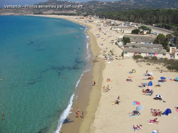Location de vacances - Villa à Aregno - Plage d'Arégno