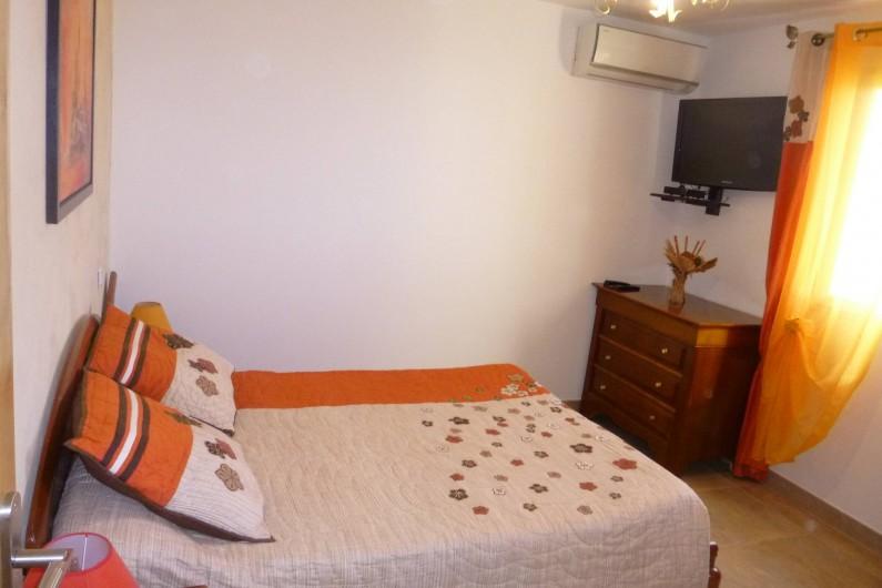 Location de vacances - Villa à Aregno - chambre 2