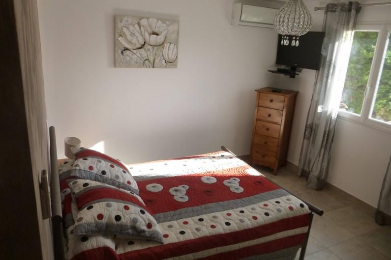 Location de vacances - Villa à Aregno - chambre 1