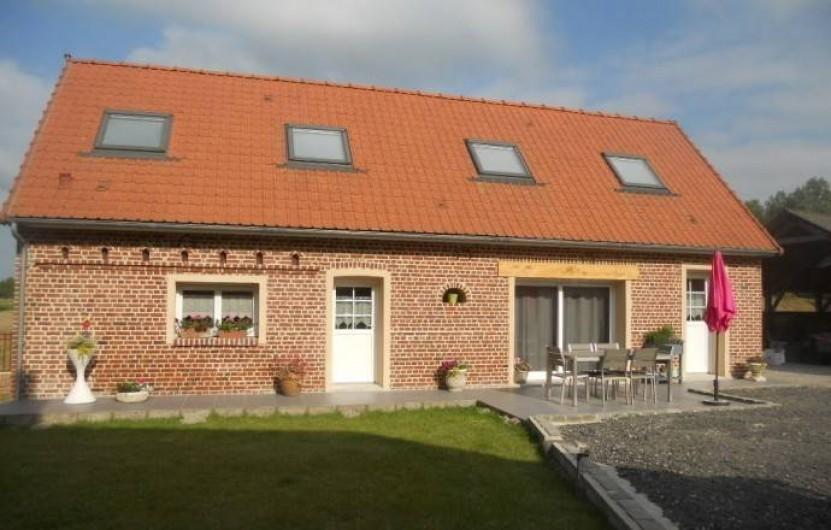 Location de vacances - Gîte à Rodelinghem