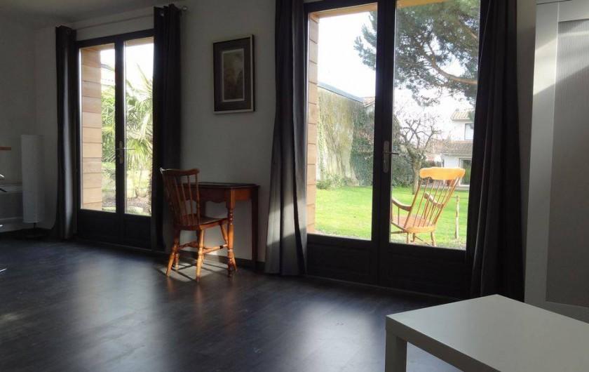 Location de vacances - Chambre d'hôtes à Mérignac - l'interieur