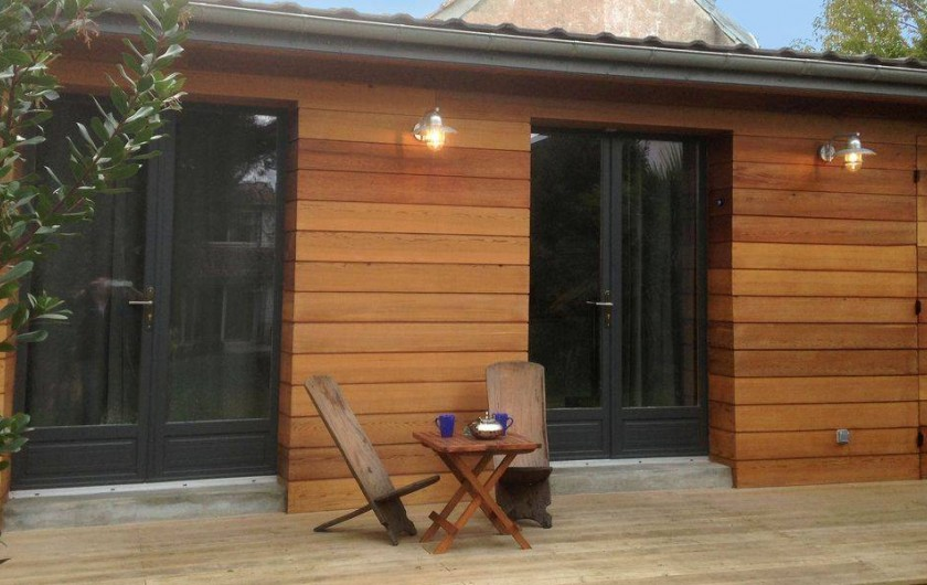 Location de vacances - Chambre d'hôtes à Mérignac