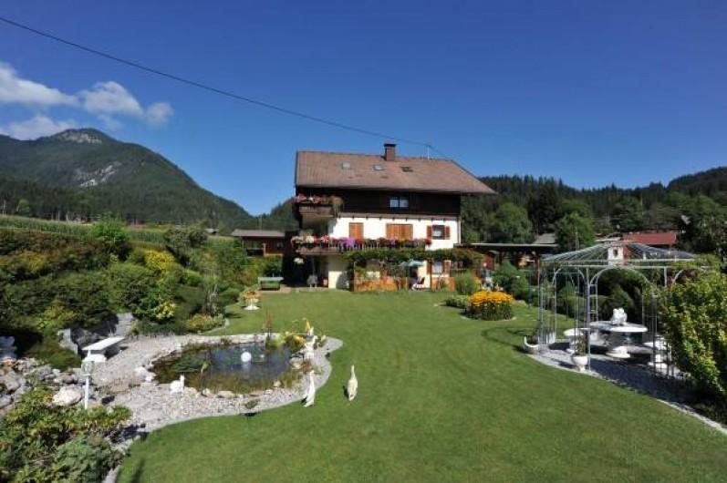 Location de vacances - Appartement à Weißbriach