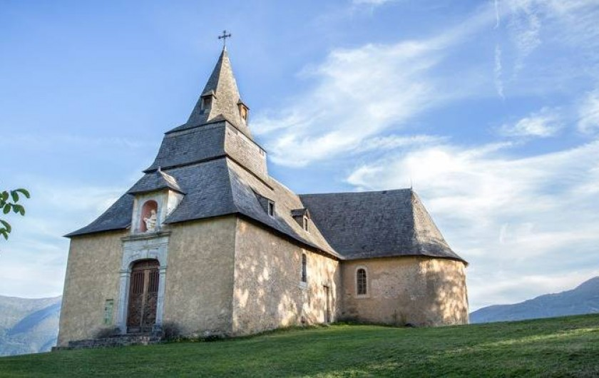 Location de vacances - Appartement à Adast - La Chapelle de Pietat