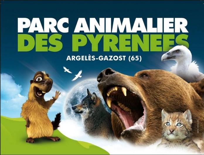Location de vacances - Appartement à Adast - Parc Animalier des Pyrénées