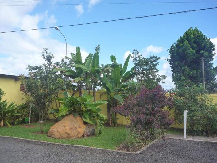 Location de vacances - Chambre d'hôtes à Sainte Rose - Parking