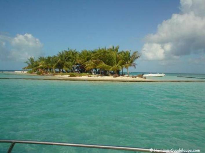 Location de vacances - Chambre d'hôtes à Sainte Rose - Ilet Caret  grand cul de sac marin Ste rose
