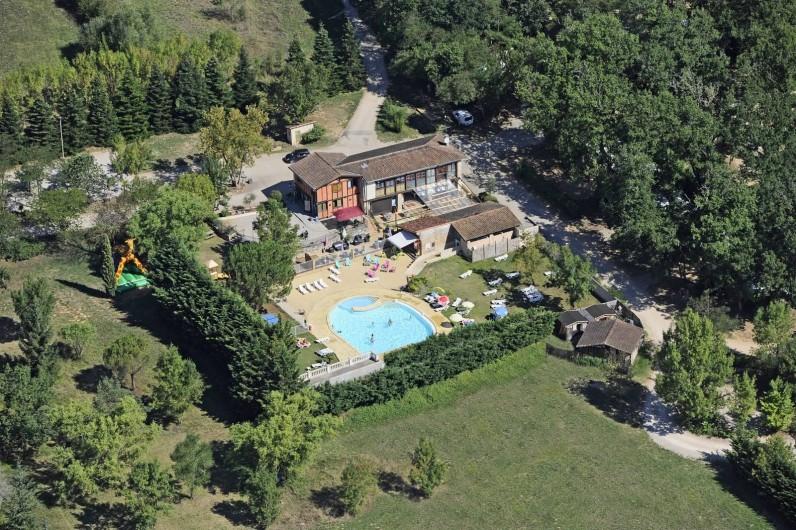 Location de vacances - Bungalow - Mobilhome à Castelnau-de-Montmiral