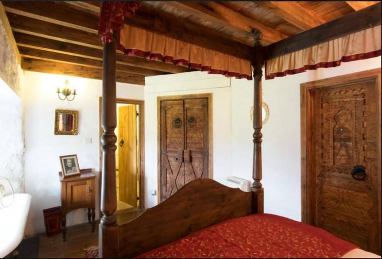 Location de vacances - Château - Manoir à Cortoon - Top floor large double room