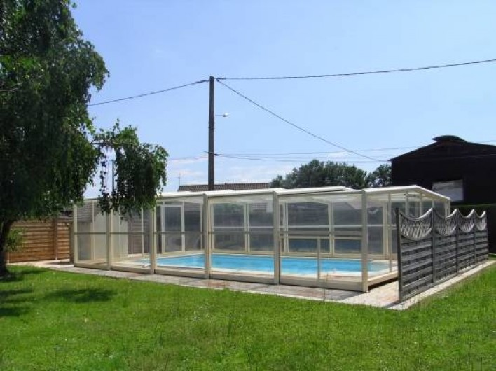Location de vacances - Villa à La Rivière de Mansac