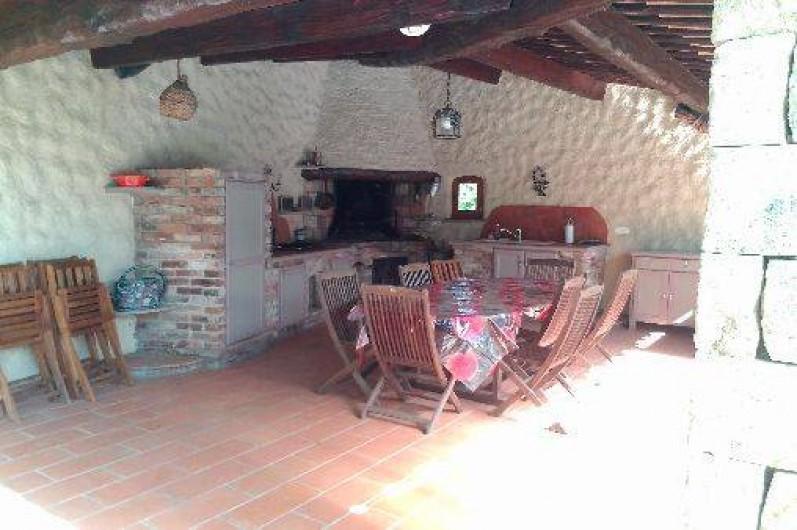 Location de vacances - Gîte à Molières-sur-Cèze