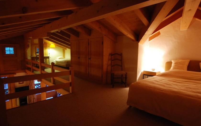 Location de vacances - Hôtel - Auberge à Schönried - Mini Suite Claudia Nord