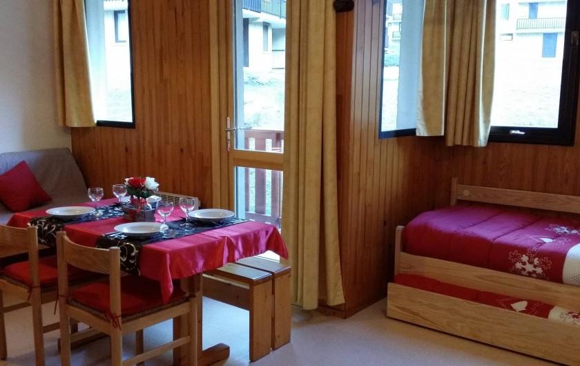Location de vacances - Appartement à Lanslevillard