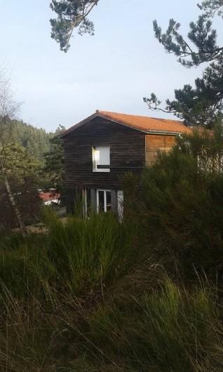 Location de vacances - Chalet à Riotord - Le chalet