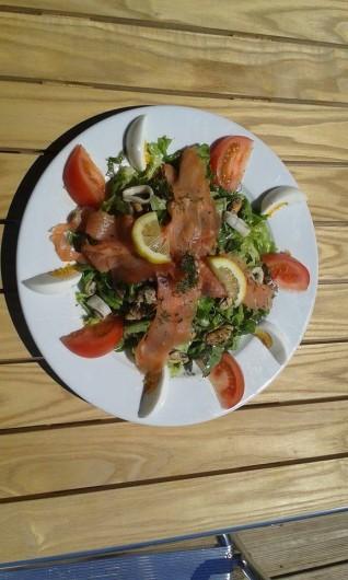 Location de vacances - Chalet à Riotord - La salade de Lau...