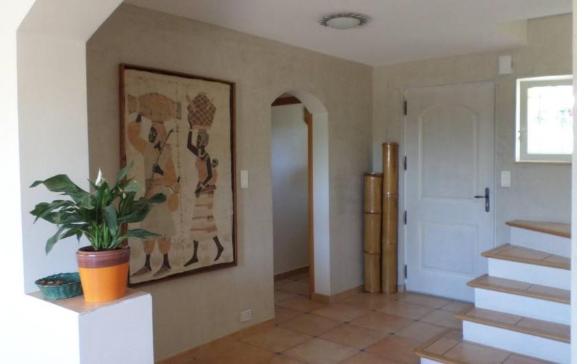 Location de vacances - Villa à Fréjus - Entrée