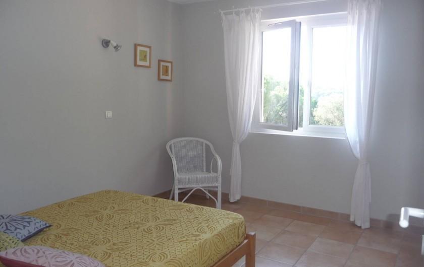 Location de vacances - Villa à Fréjus - Chambre 2 étage sud