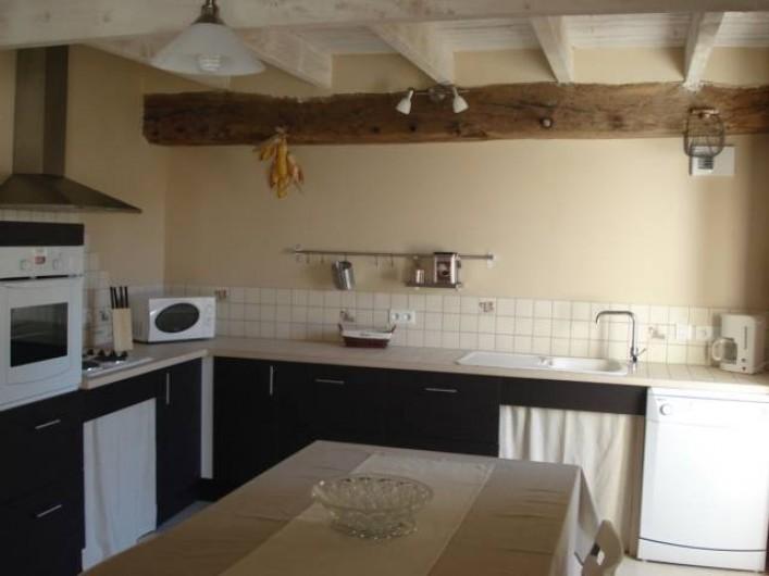 Location de vacances - Gîte à Neuvicq-le-Château - Coin cuisine