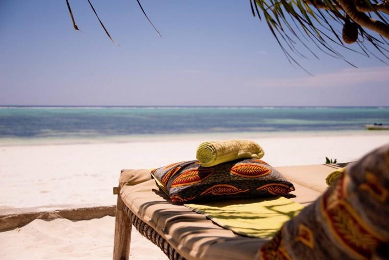 Location de vacances - Villa à Zanzibar - Encore un coin ou se reposer et profiter !