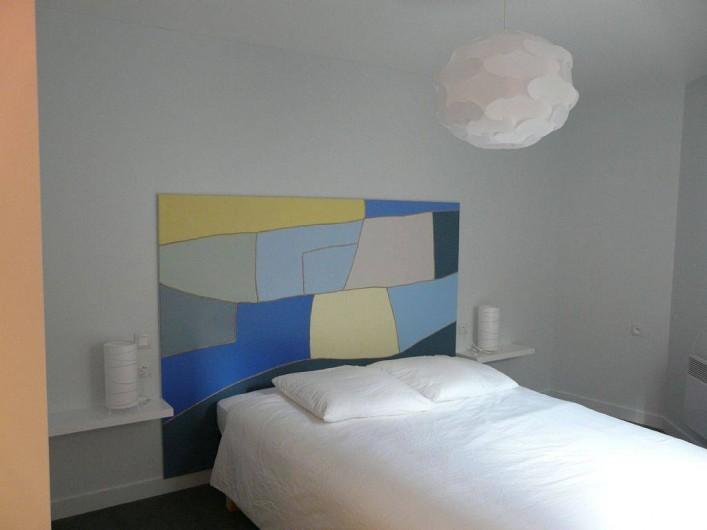 Location de vacances - Appartement à Saint-Malo - lit de 160 de large