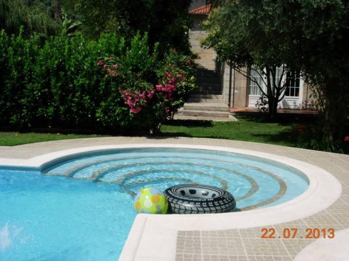 Location de vacances - Gîte à Pedraça