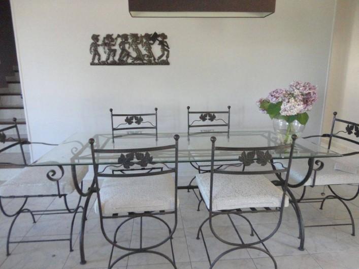Location de vacances - Maison - Villa à Ceyreste
