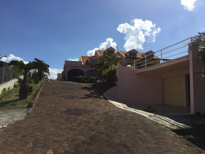 Location de vacances - Chambre d'hôtes à Trou d'Eau Douce