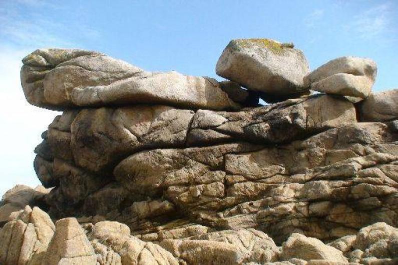 Location de vacances - Appartement à Trévou-Tréguignec - Les rochers de port LeGoff