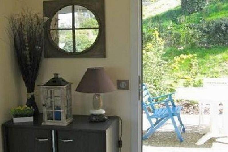 Location de vacances - Appartement à Trévou-Tréguignec - L'entrée