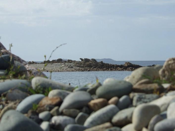 Location de vacances - Appartement à Trévou-Tréguignec - La tortue sur son île