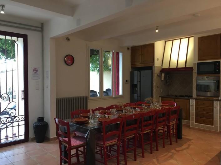 Location de vacances - Gîte à Carpentras - La Ferme