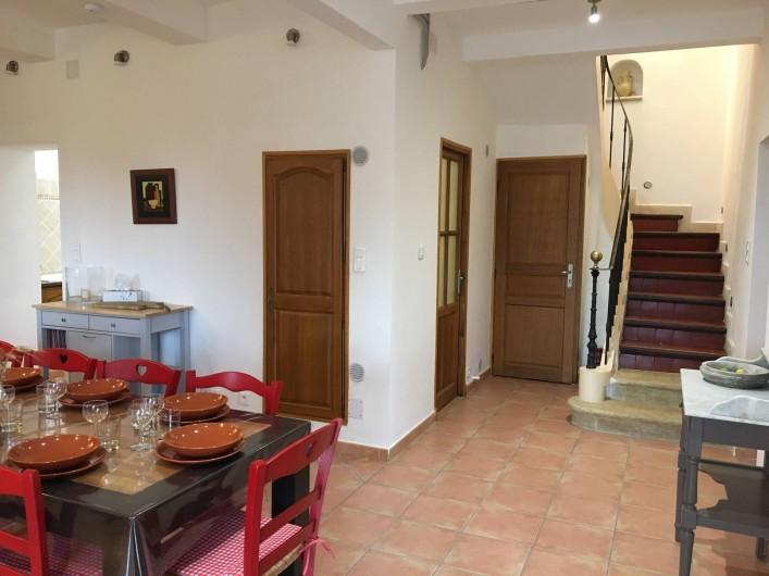 Location de vacances - Gîte à Carpentras - Studio La Véranda