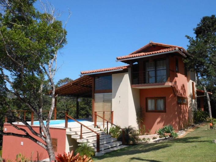 Location de vacances - Villa à Arraial d'Ajuda