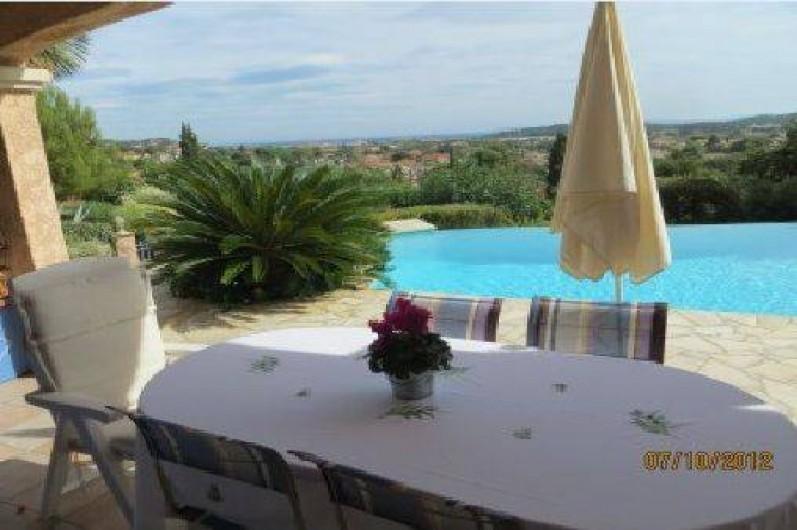 Location de vacances - Villa à Bormes-les-Mimosas
