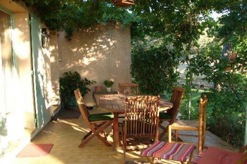Location de vacances - Villa à Robion