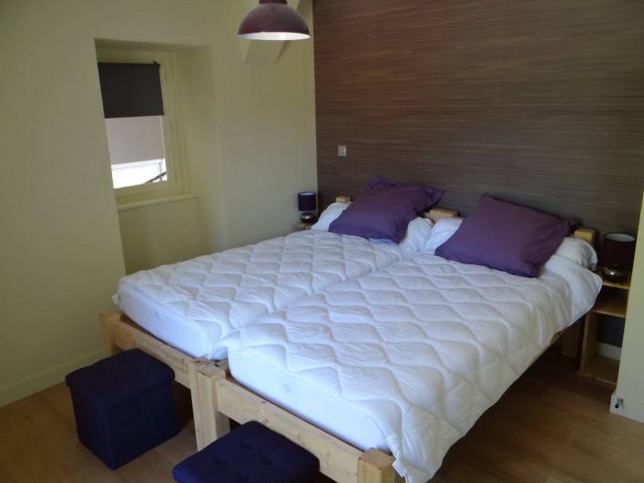 Location de vacances - Gîte à Monistrol-sur-Loire - chambre 4