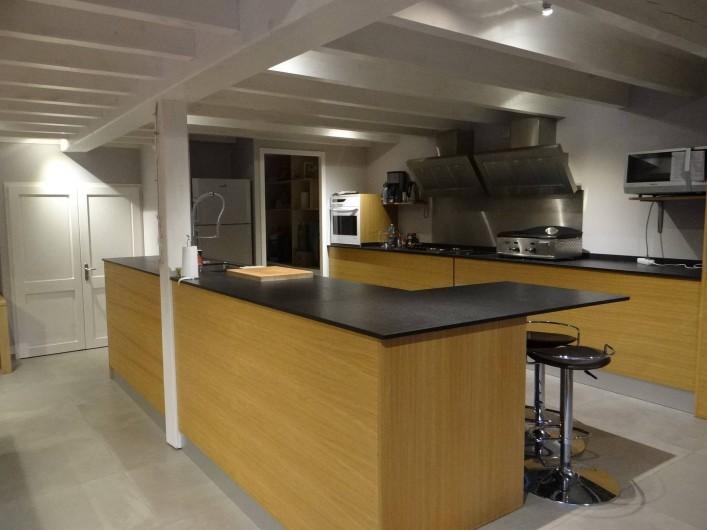 Location de vacances - Gîte à Monistrol-sur-Loire - cuisine