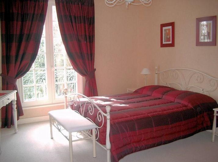 Location de vacances - Chambre d'hôtes à Juillé - Chambre SALEM