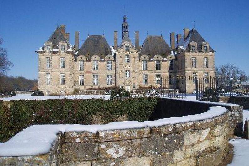 Location de vacances - Château - Manoir à Saint-Loup-Lamairé