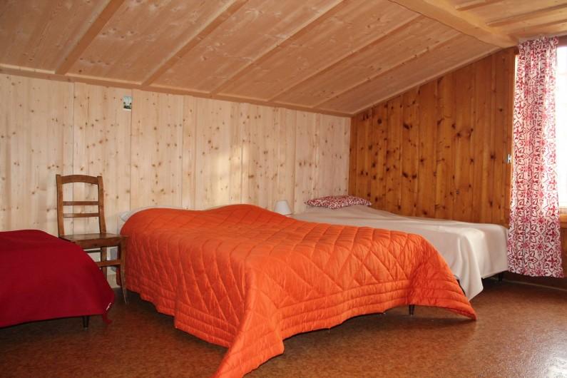 Location de vacances - Gîte à Chapelle-des-Bois