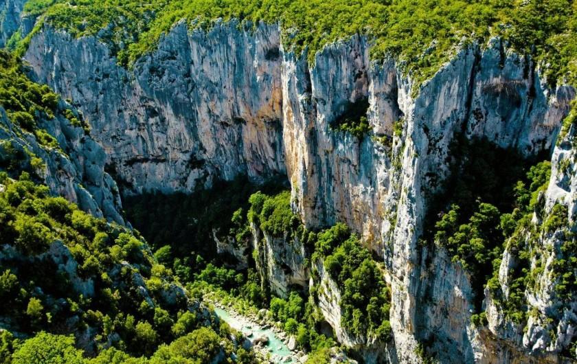 Location de vacances - Maison - Villa à Allemagne-en-Provence - les Gorges du Verdon