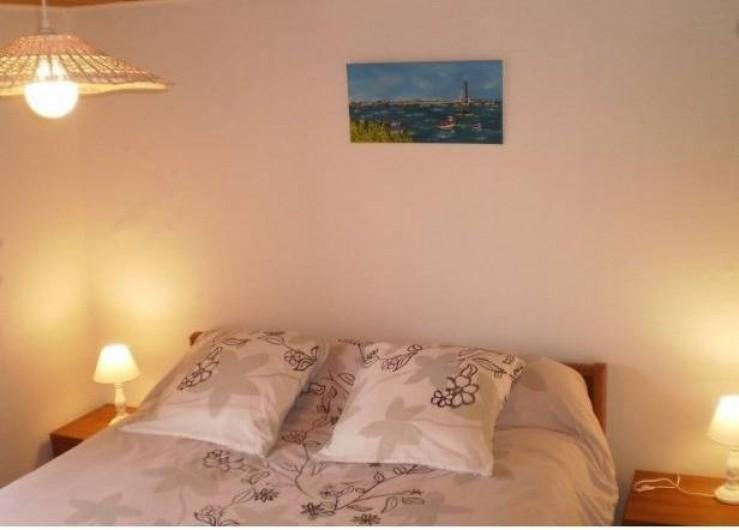 Location de vacances - Maison - Villa à Plouider - chambre 2      lit 160x200