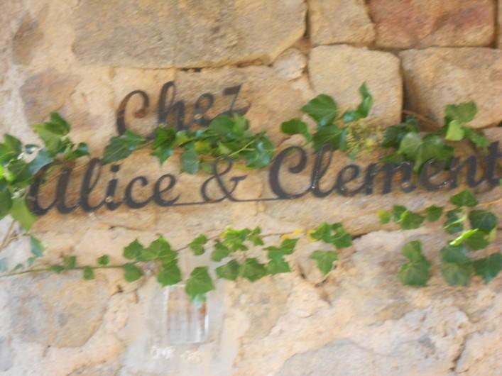 Location de vacances - Gîte à Vals-les-Bains - Chez Alice et Clément