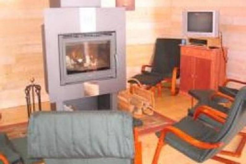 Location de vacances - Chalet à Lamoura