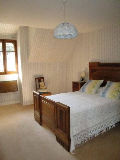 Location de vacances - Maison - Villa à Saint-Bonnet-prés-Orcival - chambre