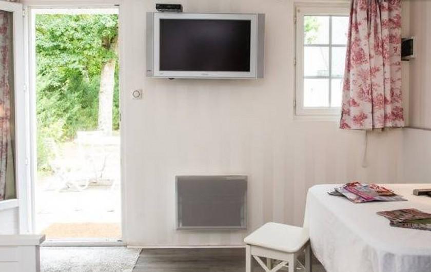 Location de vacances - Gîte à Saint-Michel-sur-Loire - Pièce principale